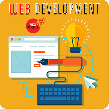 Red Pixels Web Development